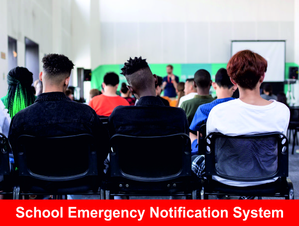 school emergency notification system