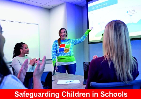 safeguarding children in schools