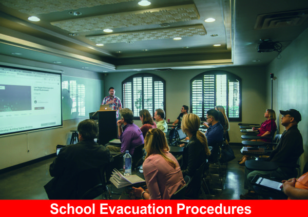 school evacuation procedures